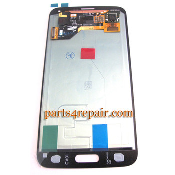 We can offer Complete Screen Assembly for Samsung Galaxy S5 -Black