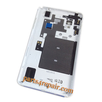 We can offer Back Cover for LG Optimus G F180 -White