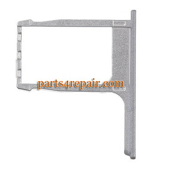 SIM Tray for HTC One M8 -Gray from www.parts4repair.com