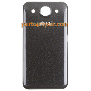 Back Cover with NFC for LG Optimus G Pro E980 -Black