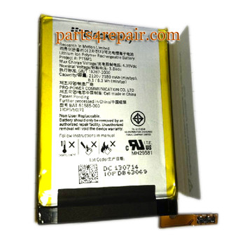 We can offer 2180mAh Built-in Battery for BlackBerry Q5