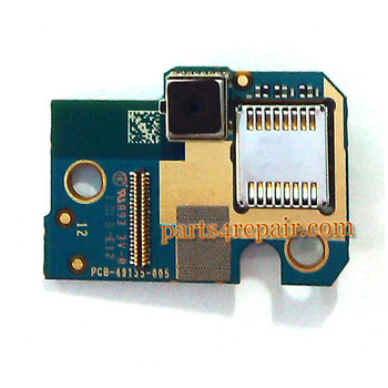 Camera Board for BlackBerry Q5