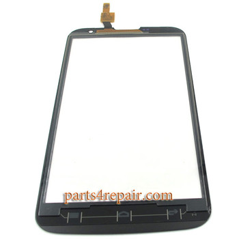 Touch Screen Digitizer for Huawei Ascend G730 -Black