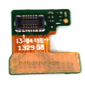 We can offer Sensor Flex Cable for HTC One Max (Used)