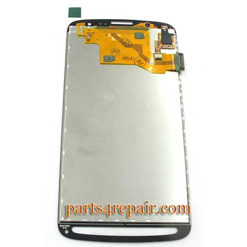 We can offer Complete Screen Assembly for Samsung I9295 Galaxy S4 Active -Grey