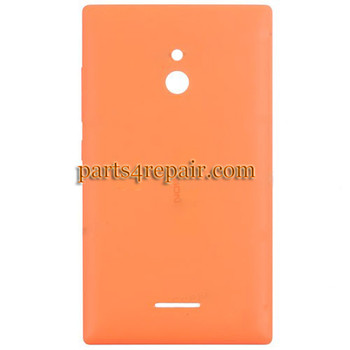 Back Cover for Nokia XL -Orange