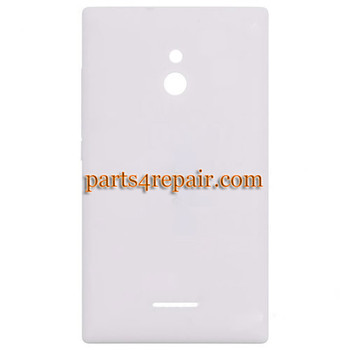 Back Cover for Nokia XL -White