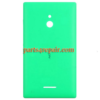 Back Cover for Nokia XL -Green