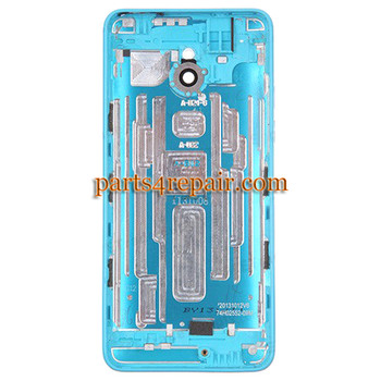 We can offer Back Cover for HTC One mini -Blue