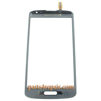 Touch Screen Digitizer OEM for LG L90 D405 -White