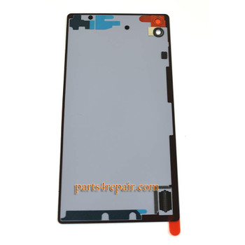 We can offer Back Cover for Huawei Ascend P7 -Black