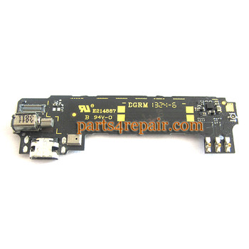 Dock Charging Flex Cable for Oppo Find5 X909