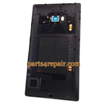 We can offer Back Cover for Nokia Lumia Icon 929 -Black