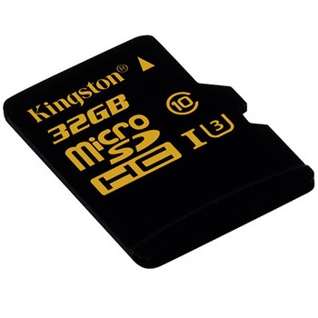 Kingston 32GB Micro SD 90MB/S Class 10 Memory Card TF