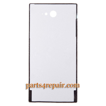 We can offer Back Cover for Sony Xperia M2 S50H -White