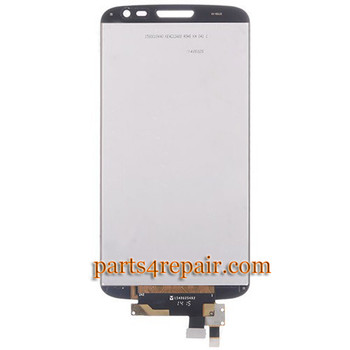 We can offer Complete Screen Assembly for LG G2 mni D620 -White