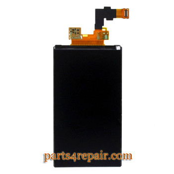 LCD Screen for LG Optimus F6 D500 from www.parts4repair.com