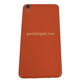 Back Cover for HTC Desire 816 -Orange