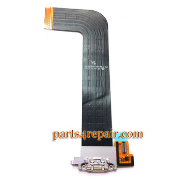 Dock Charging Flex Cable for Samsung Galaxy Tab Pro 12.2 SM-P900 from www.parts4repair.com