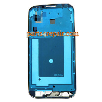 Front Housing Cover for Samsung Galaxy S4 I9506 -Black from www.parts4repair.com