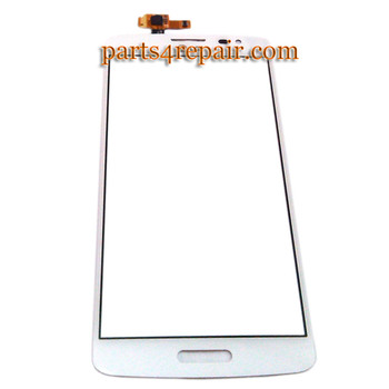 Touch Screen Digitizer for LG GX F310L (for Korea) -White from www.parts4repair.com