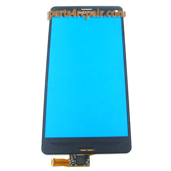 Touch Screen Digitizer for Sony Xperia Z3 Compact mini -Black