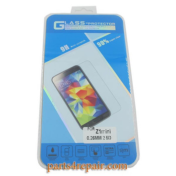 Premium Tempered Glass Screen Protector for Sony Xperia Z1 Compact mini