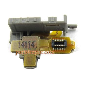 Camera Button Flex Cable for Sony Xperia Z1 Compact mini