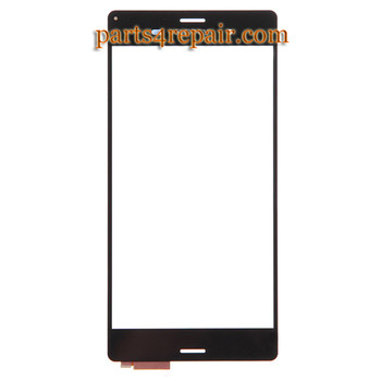 Touch Screen Digitizer for Sony Xperia Z3 -Black from www.parts4repair.com