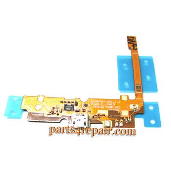 Dock Charging Flex Cable for LG L70 D320 from www.parts4repair.com