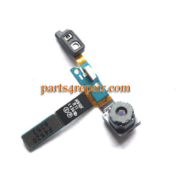 Front Camera Flex Cable for Samsung Galaxy Note 4 from www.parts4repair.com