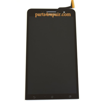 Complete Screen Assembly for Asus Zenfone 6 from www.parts4repair.com