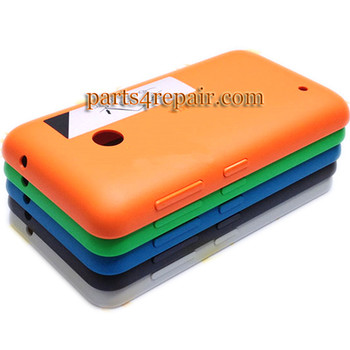 Back Cover with Side Keys for Nokia Lumia 530 from www.parts4repair.com