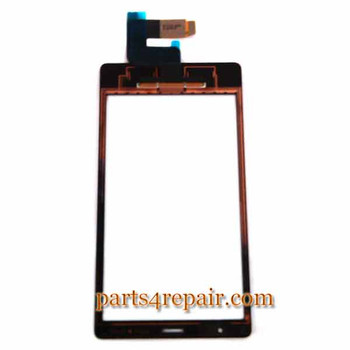 Touch Screen Digitizer for Nokia X2 Dual SIM