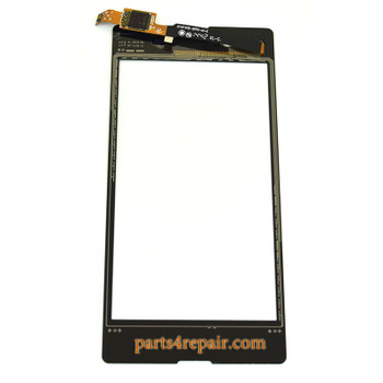 We can offer Touch Screen Digitizer for Sony Xperia E3 -Black