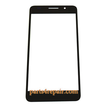 Front Glass OEM for Huawei Honor 6 -Black from www.parts4repair.com