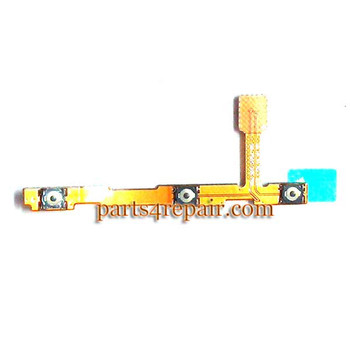 Side Key Flex Cable for Samsung Galaxy Note Pro 12.2 SM-P900 P905 from www.parts4repair.com