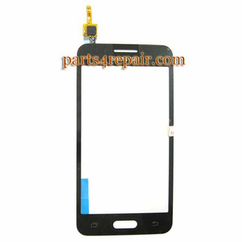 Touch Screen Digitizer for Samsung Galaxy Core 2 G355H -Black