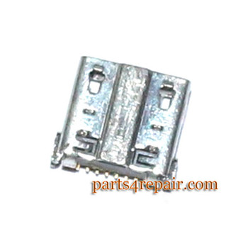 Dock Charging Port for Sony Xperia ZL L35H from www.parts4repair.com