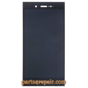 Complete Screen Assembly for BlackBerry Z3