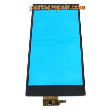 Touch Screen Digitizer for Sony Xperia Z Ultra XL39H from www.parts4repair.com