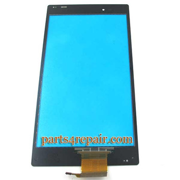 We can offer Touch Screen Digitizer for Sony Xperia Z Ultra XL39H