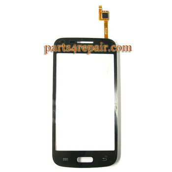 Touch Screen Digitizer for Samsung Galaxy Core Plus G3500 G3502 -Black from www.parts4repair.com