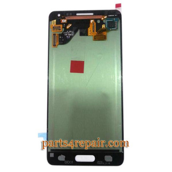 We can offer Complete Screen Assembly for Samsung Galaxy Alpha (S801) G850 -Black