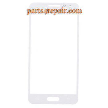 Front Glass for Samsung Galaxy A3 SM-A300 -White from www.parts4repair.com