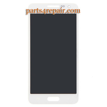 Complete Screen Assembly for Samsung Galaxy A3 SM-A300 -White from www.parts4repair.com