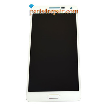 Complete Screen Assembly for Samsung Galaxy A5 SM-A500 -White