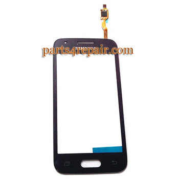 Touch Screen Digitizer for Samsung Galaxy V G313 -Black from www.parts4repair.com