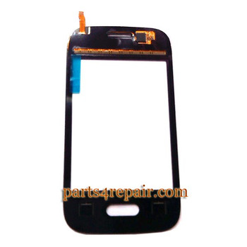 Touch Screen Digitizer for Samsung Galaxy Packet 2 G110 (Refurbished) -Black