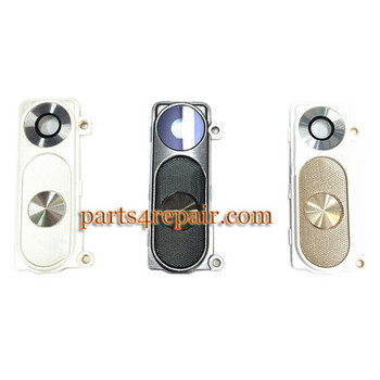 Camera Cover Assembly for LG G3 -Gold